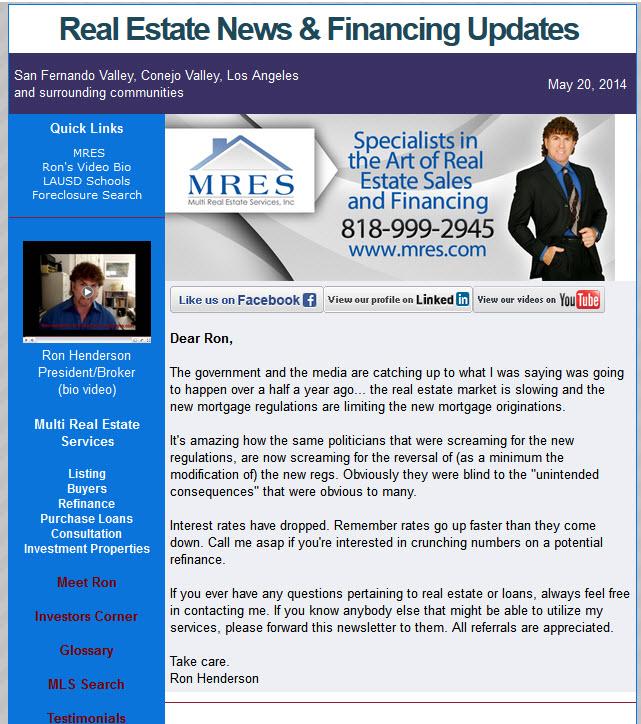 Rons newsletter thumb 5-20-2014