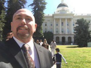 Ron Henderson Sacramento May 2016