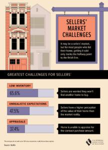 Seller's Real Estate Market Challenges
