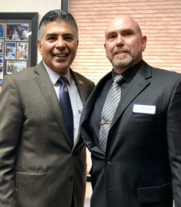 Meeting With Congressman Tony Cardenas on Tax Reform and Real Estate
